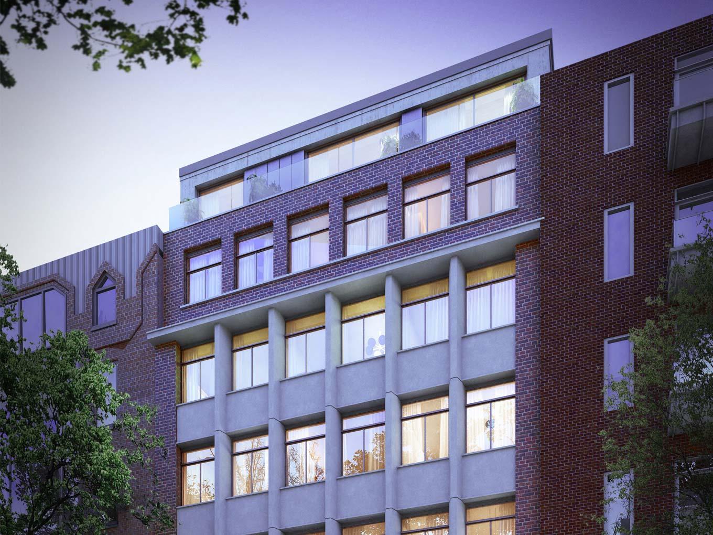 The Grays W1 facade