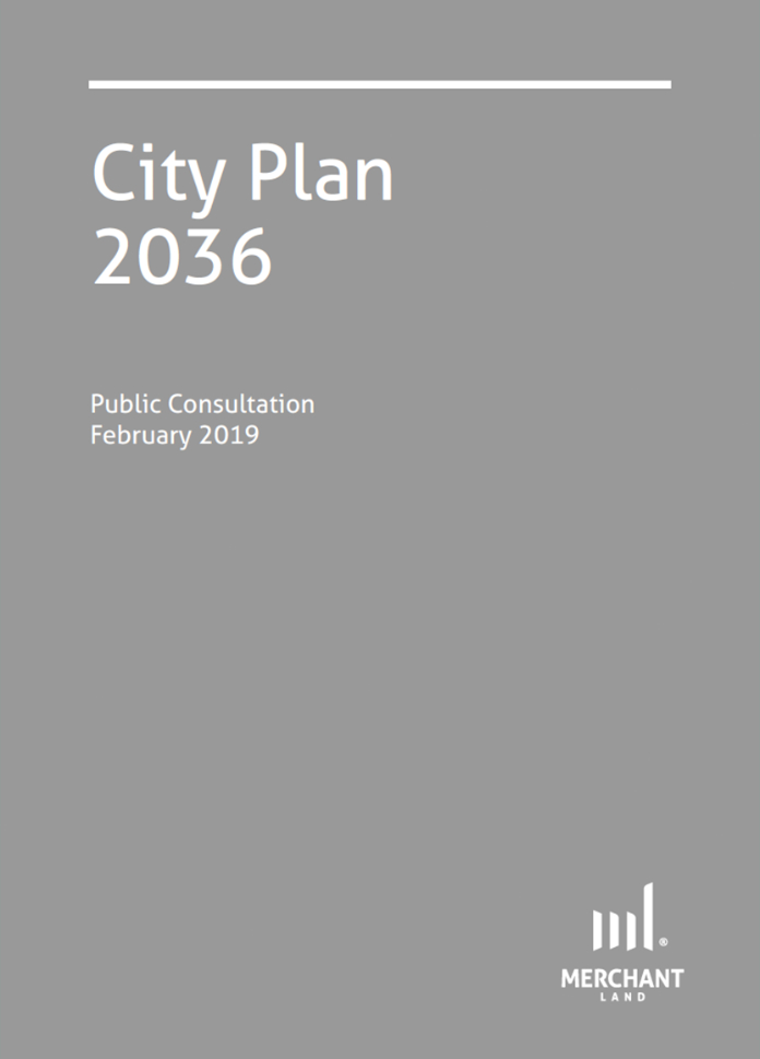 City Plan 2036, Public Consultation cover