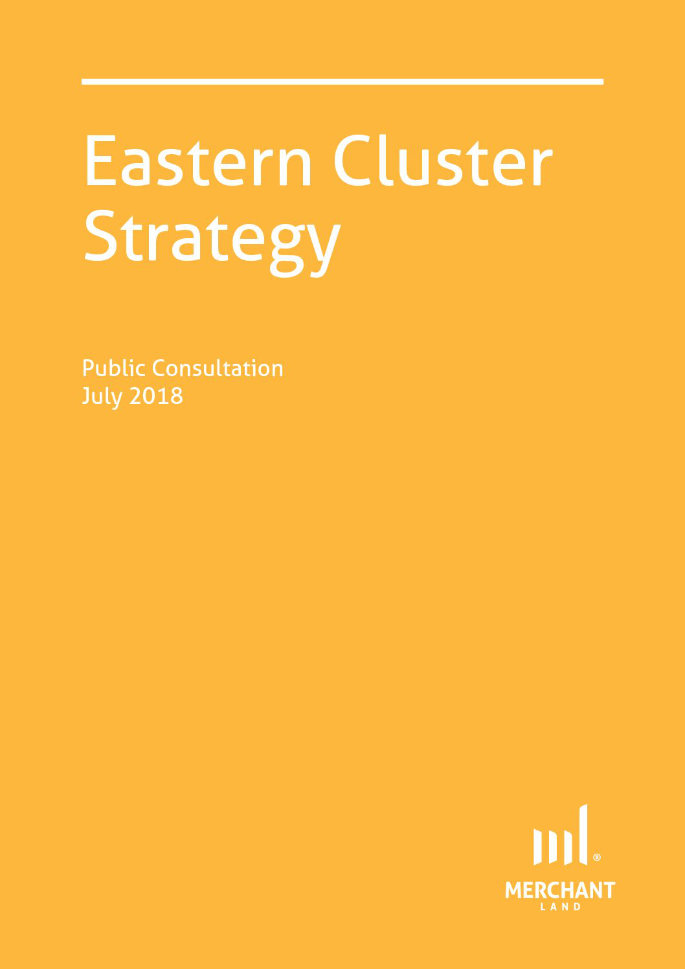 Eastern Cluster Strategy Public Consultation cover