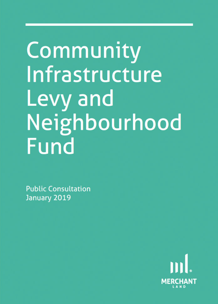 Community Infrastructure Levy and Neighbourhood Fund cover