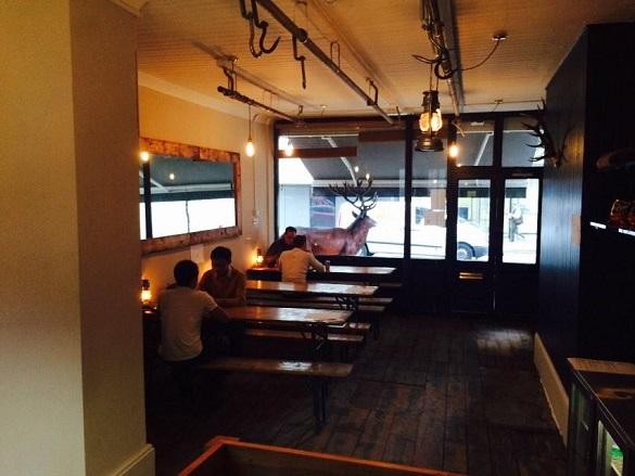 Mac & Wilde shop interior